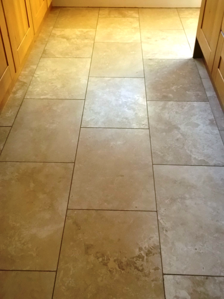 Travertine. Slate Tile