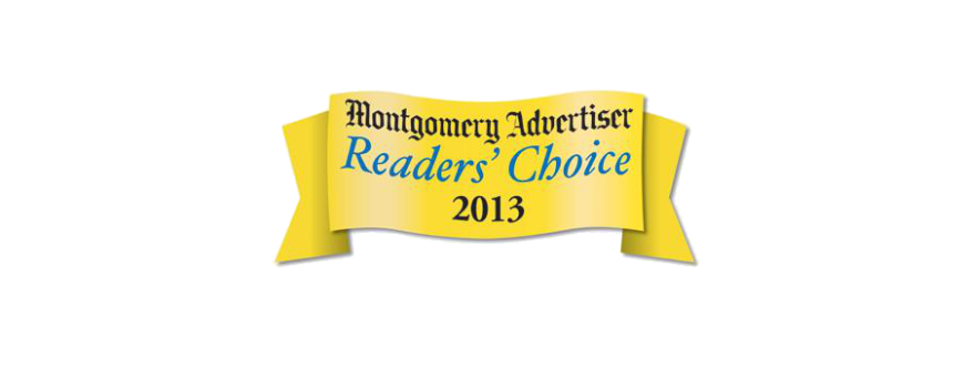 Montgomery Advertiser Readers Choice 2013 Award Peaches
