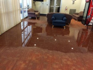 Auburn AL flood water damage