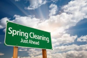 early spring cleaning special