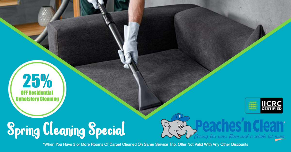 Peaches'n Clean | Caring For Your Floor And A Whole Lot More